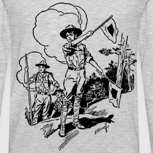 boy Scouts - Men's Premium Long Sleeve T-Shirt