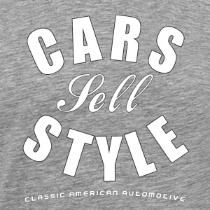 Men's Premium Tank Top | Cars Sell Style | Class - Men's Premium T-Shirt