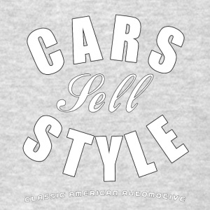 Kids' Hooded Sweatshirt | Cars Sell Style | Classi - Men's T-Shirt
