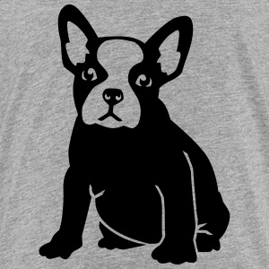 Bulldog Kids' Shirts - Toddler Premium T-Shirt