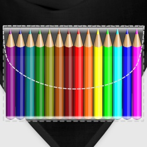 Colouring Pencils - Bandana