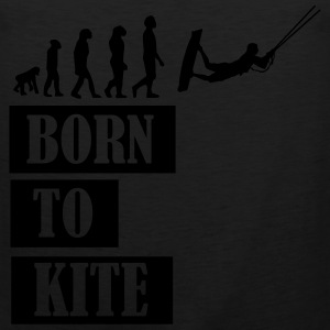 Kiteboard,Kiteboarder,Kite,Kiteboarding,Sea,Board T-Shirts - Men's Premium Tank