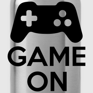 Game On Baby & Toddler Shirts - Water Bottle