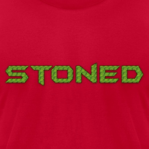 Stoned - Men's T-Shirt by American Apparel
