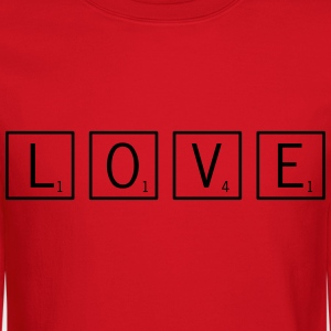 love game tiles Women's T-Shirts - Crewneck Sweatshirt
