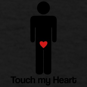 Touch my Heart Accessories - Men's T-Shirt