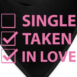 Single Taken In Love - Bandana