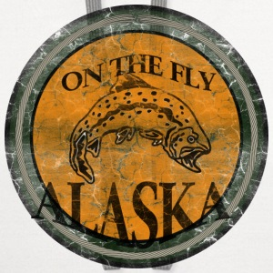 ON THE FLY ALASKA COFFEE MUG - Contrast Hoodie
