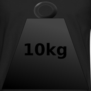 10 kg weight - Men's Premium Long Sleeve T-Shirt