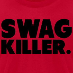 Swag Killer Shirt Hoodies - Men's T-Shirt by American Apparel
