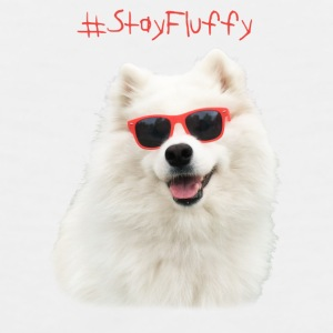 Fluffy in sunglasses Accessories - Men's Premium Tank