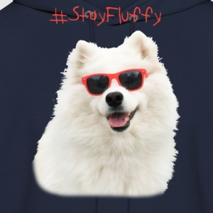 Stay Fluffy - Men's Hoodie