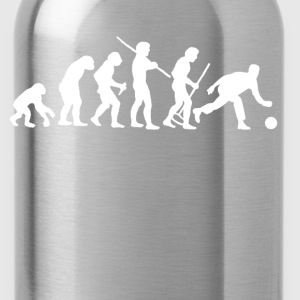 Evolution of Bowling Women's T-Shirts - Water Bottle
