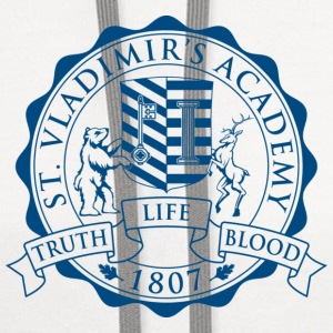 St. Vladimir's Academy - Vampire Academy T-Shirts - Contrast Hoodie