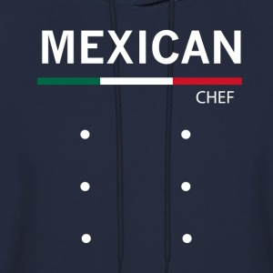 Mexican Chef - Men's Hoodie