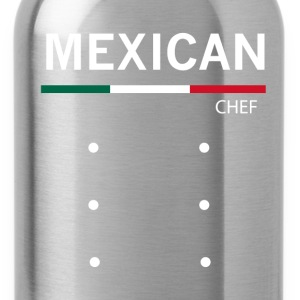 Mexican Chef - Water Bottle