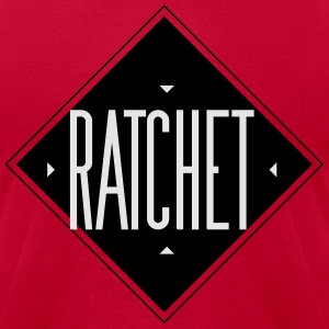 ratchet Hoodies - Men's T-Shirt by American Apparel