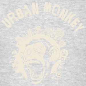 Urban Monkey (positive), DD, yellow Sportswear - Men's T-Shirt