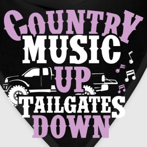 Country Up, Tailgates Down - Bandana