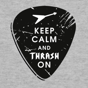Keep calm and thrash on T-Shirts - Sweatshirt Cinch Bag