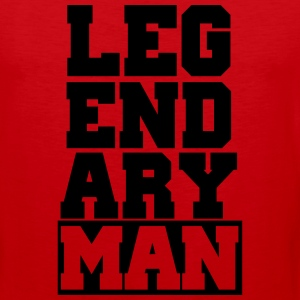 Legendary man - Men's Premium Tank
