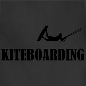 Kiteboard,Kiteboarder,Kite,Kiteboarding,Sea,Board T-Shirts - Adjustable Apron
