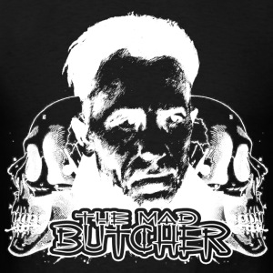 The Mad Butcher Ed Gein - Men's T-Shirt
