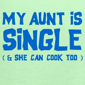 My Aunt is Single Baby & Toddler Shirts - Women's Flowy Tank Top by Bella