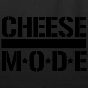 Cheese Mode T-Shirts - Eco-Friendly Cotton Tote