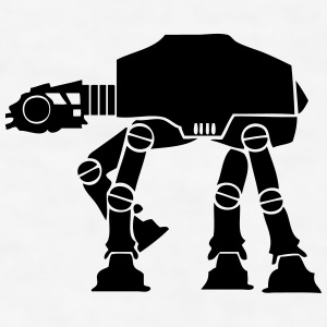 AT-AT Walker [Star Wars] Accessories - Men's T-Shirt