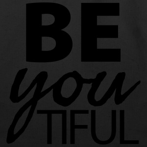 BE you TIFUL - Eco-Friendly Cotton Tote