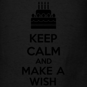 Keep Calm And Make A Wish Bags & backpacks - Men's T-Shirt