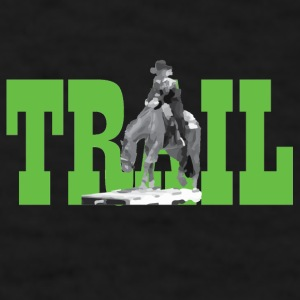 Trail Competition Design Coffee Mug - Men's T-Shirt