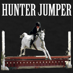 Hunter Jumper Mug - Men's T-Shirt