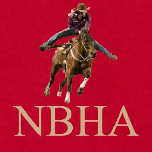 Barrel Racer: NBHA Mugs & Drinkware - Men's T-Shirt by American Apparel