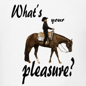 What's Your Pleasure Mugs & Drinkware - Men's T-Shirt