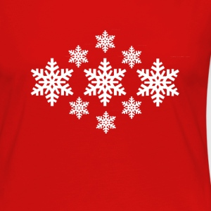 snowflake_tshirts - Women's Premium Long Sleeve T-Shirt
