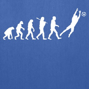 Evolution of Goalkeeper Kids' Shirts - Tote Bag