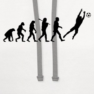 Evolution of Goalkeeper T-Shirts - Contrast Hoodie