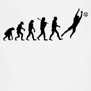 Evolution of Goalkeeper T-Shirts - Adjustable Apron