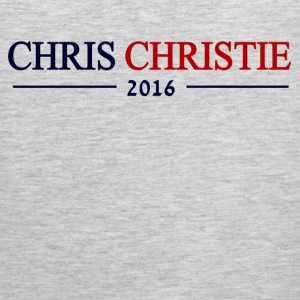 Chris Christie 2016 Women's T-Shirts - Men's Premium Tank