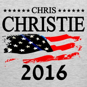 Chris Christie 2016 T-Shirts - Men's Premium Tank