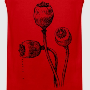 Poppy Heads - Men's Premium Tank