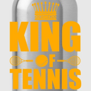 King of Tennis  Hoodies - Water Bottle