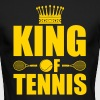 King of Tennis  Long Sleeve Shirts - Men's Long Sleeve T-Shirt by Next Level