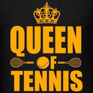 Queen of Tennis  Tanks - Men's T-Shirt