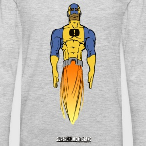 Superhero 2 - Men's Premium Long Sleeve T-Shirt