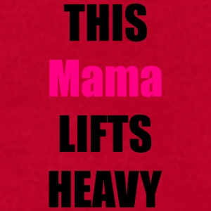 This mama lifts heavy Accessories - Men's T-Shirt by American Apparel