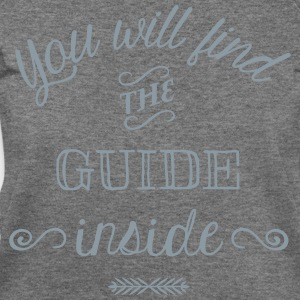 The Guide Inside Women's T-Shirts - Women's Wideneck Sweatshirt