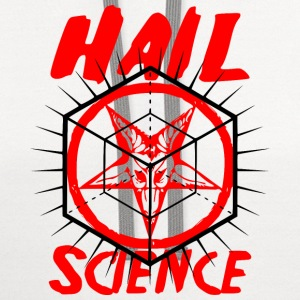Hail Science T-Shirts - Contrast Hoodie